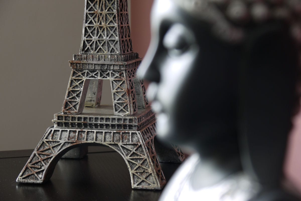 Eiffel Tower accessory