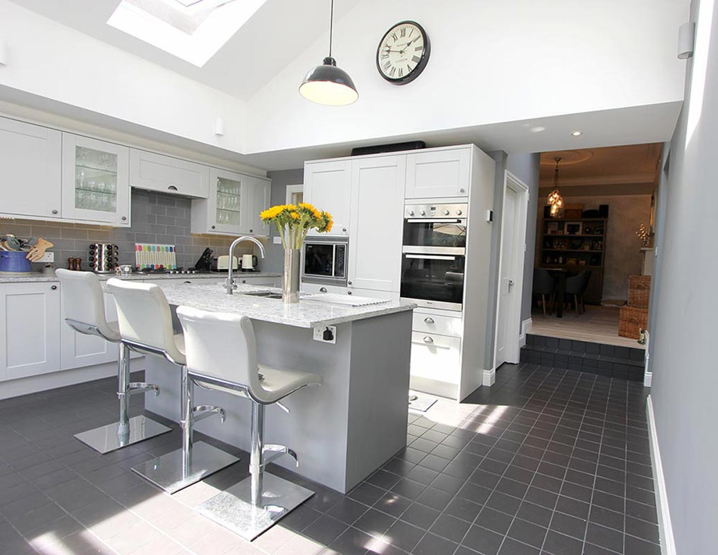 Classic Modern Victorian House Renovation, Wandsworth